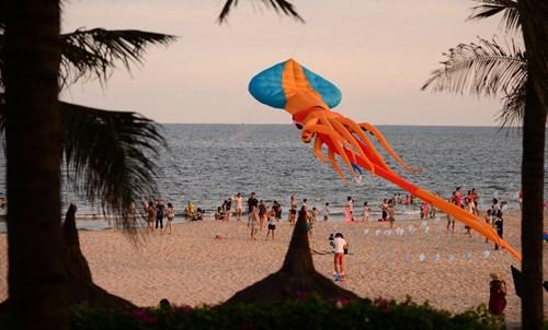 Biển Mũi Né lại sắp có lễ hội diều
