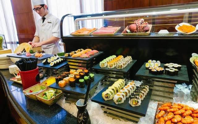 Tuần lễ ẩm thực Đài Loan tại khách sạn Sheraton Hanoi