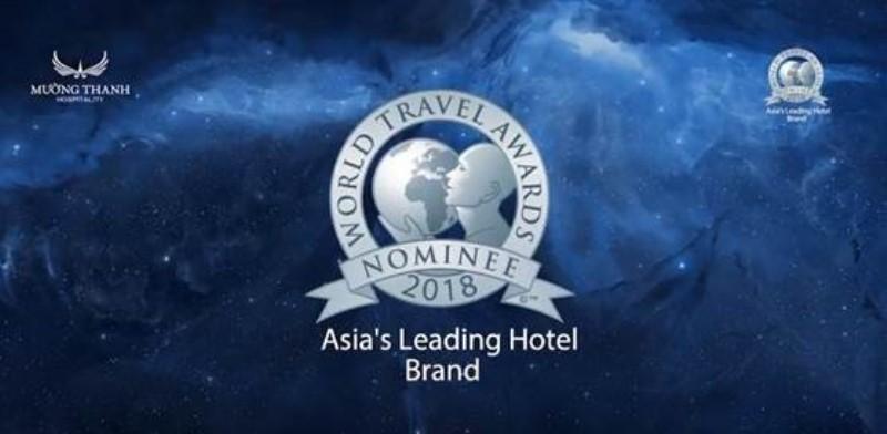 """Tập đoàn Khách sạn Mường Thanh được đề cử tranh giải """"Thương hiệu khách sạn dẫn đầu châu Á 2018"""""""