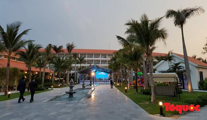 Thêm một khu nghỉ dưỡng đẳng cấp nằm trên cung đường biển đẹp nhất Đà Nẵng – Quảng Nam