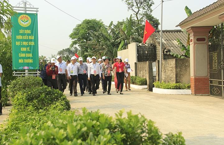 Phát triển du lịch cộng đồng trong xây dựng nông thôn mới