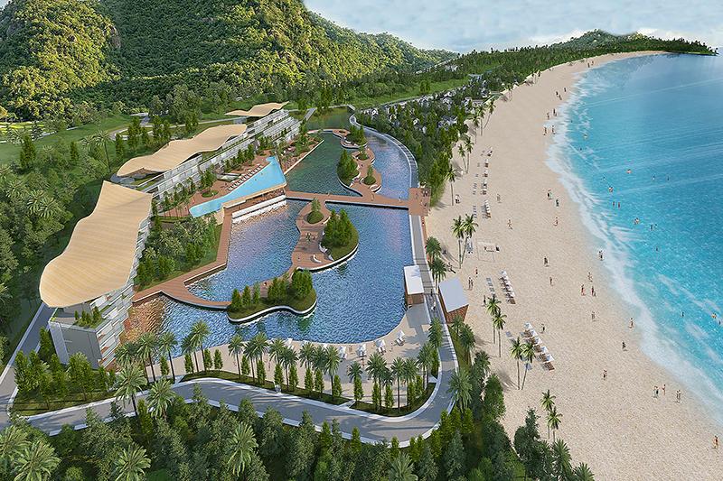 Vân Đồn: Xây dựng khu du lịch sinh thái nghỉ dưỡng cao cấp